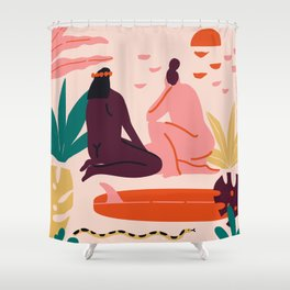 Soul sisters Shower Curtain
