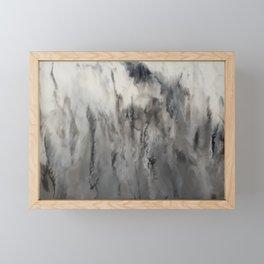Smoke and Mirrors Framed Mini Art Print
