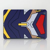 evangelion iPad Cases featuring Evangelion Mark.06 by Bunny Frost