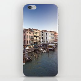 italy - venice - widescreen_555-557 iPhone Skin