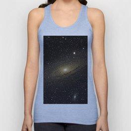 Andromeda Galaxy Unisex Tank Top