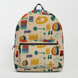 Beach gear Backpack