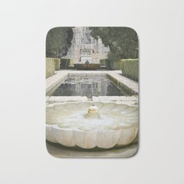 Two Moorish Fountains Bath Mat