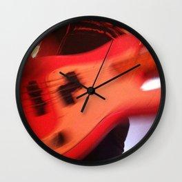 Pinky Wall Clock