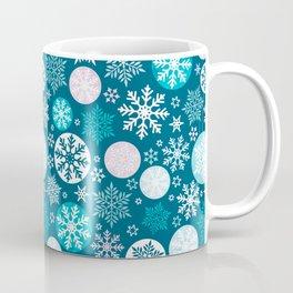 Magical snowflakes IV Coffee Mug