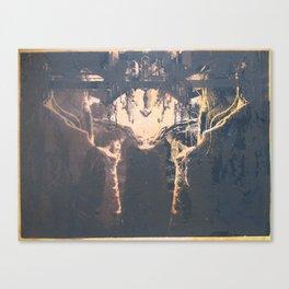 Meat Locker Canvas Print