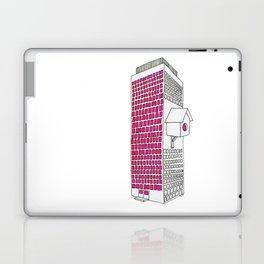 High rise birdhouse. Laptop & iPad Skin