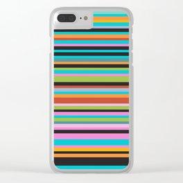 Retro ... Retro ... Clear iPhone Case