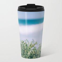 Ocean Dune Garden Travel Mug