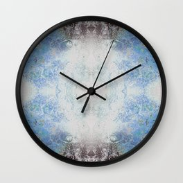 Little Garden Edit Mirroed invert Wall Clock
