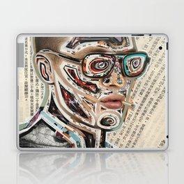 Time Traveler 2 Laptop & iPad Skin