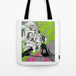Call me Tote Bag