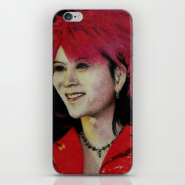 Hideto iPhone Skin