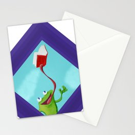 Histoire de Grenouille 1 Stationery Cards