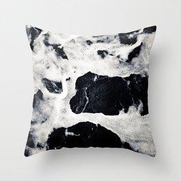 /blacksea. Throw Pillow