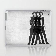Triple Harrison  Laptop & iPad Skin