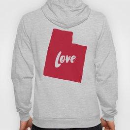 Utah Love Hoody