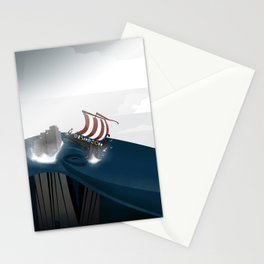 Creatures of the North: Hafgufa Stationery Cards