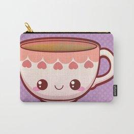 Kawaii Teacup Carry-All Pouch