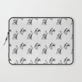 Bada Shanren – Eagle– animal,nature,ink,zhu da, 八大山人 Laptop Sleeve