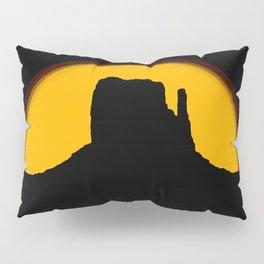 Monument Valley - Left Hand #2 Pillow Sham