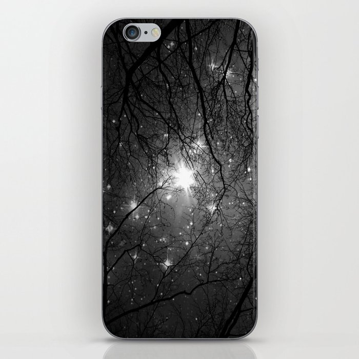 Starry Night Sky 3 iPhone Skin