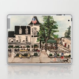 The Park Hotel at Put-in-Bay, Ohio Laptop & iPad Skin