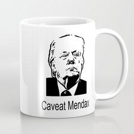 Caveat Mendax Coffee Mug