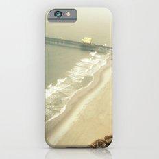 Foggy Beach iPhone 6s Slim Case