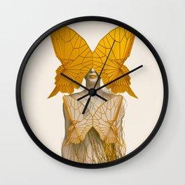 Transformation I Wall Clock
