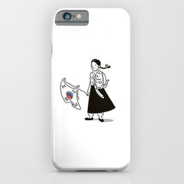 19190301KR iPhone Case