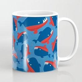 Cheeky Piranhas Coffee Mug