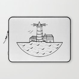 Summer and Sea Laptop Sleeve
