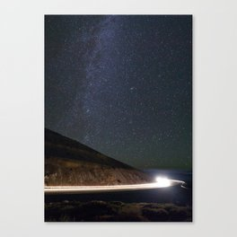 Night Traveler Canvas Print