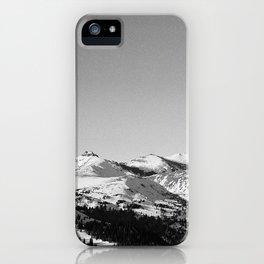 A-Basin iPhone Case