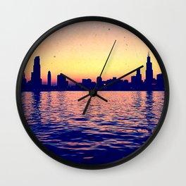 Chicago II Wall Clock