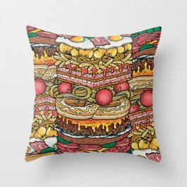 Philthy Special Throw Pillow