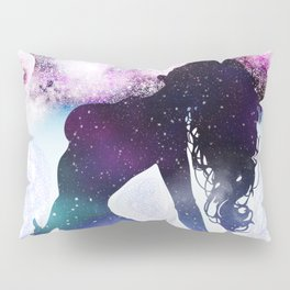 The universe inside Pillow Sham