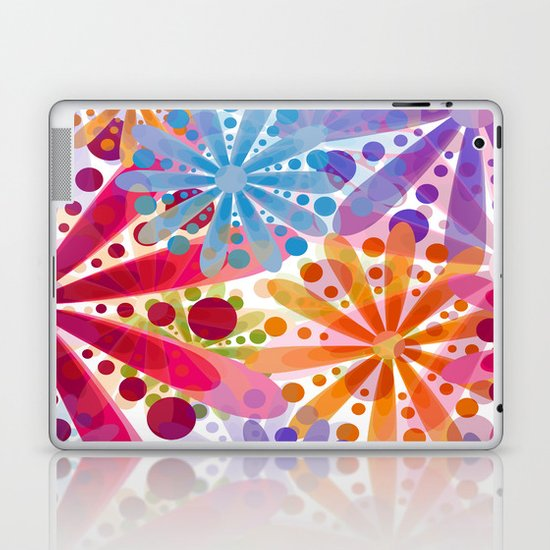 Flower 32 Laptop & iPad Skin