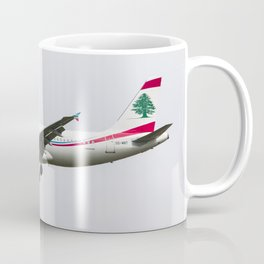 Middle Eastern Airlines Airbus Coffee Mug