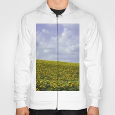 Field of Happiness - Sunflowers  Hoody