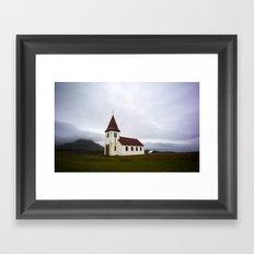 Hellnar Framed Art Print