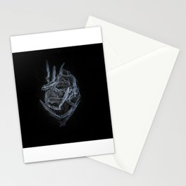 be still your beating heart Stationery Cards