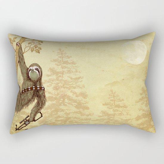 SlothWars Rectangular Pillow