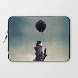 Walking on clouds ... Laptop Sleeve