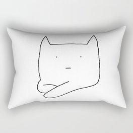 Cat 62 Rectangular Pillow