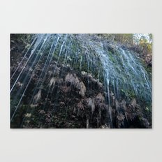 Mountain Drip Canvas Print