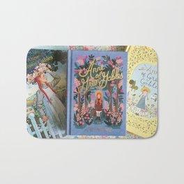 Anne of Green Gables Books Bath Mat