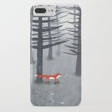 The Fox and the Forest iPhone 8 Plus Slim Case