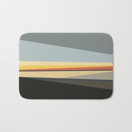 Evening Santa Monica Bath Mat